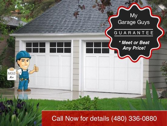 Garage Door Repair Phoenix Queen Creek San Tan Valley